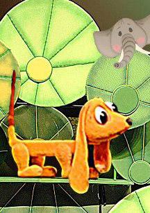 Bajka o psiću - Dječije pozorište RS