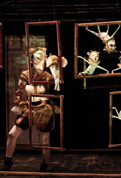 Vuk i sedam jarića - Dječije pozorište RS