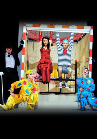 Život je opaka navika - Dječije pozorište RS