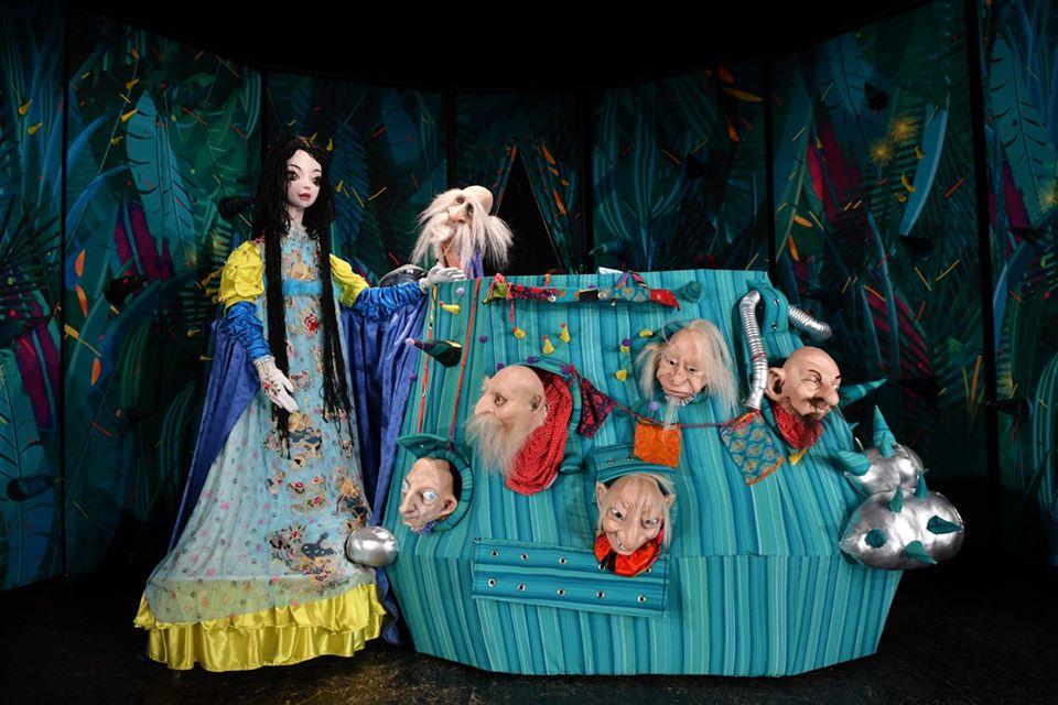 Selekcija 19. Međunarodnog festivala pozorišta za djecu - Dječije pozorište Republike Srpske